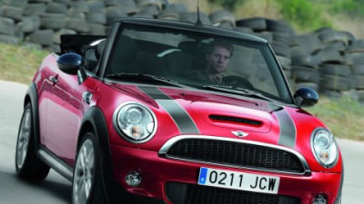John Cooper Works Mini Cabriolet Revealed