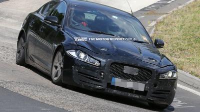 Jaguar 'XS' Due Mid-2014, SUV Still Under Consideration: Report