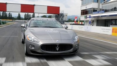 Want To Thrash A Maserati? Better Get In Quick...
