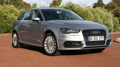 2016 Audi A3 Sportback e-tron REVIEW - This PHEV is FAB