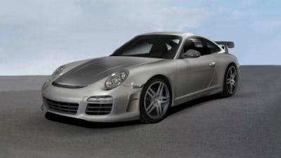 Mansory Reveals Porsche 997 Tuning Program