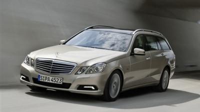 2010 Mercedes-Benz E-Class Estate Due In Australia Feb-March 2010: Video