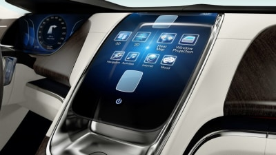 Volvo Partnering With Mitsubishi Electric On New Infotainment System