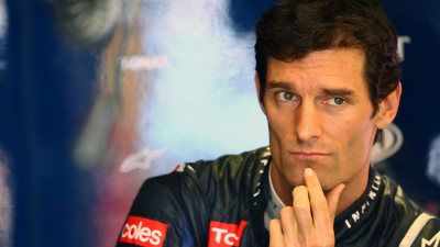 F1: Webber Insists No Contact With Ferrari