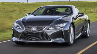 2021 Lexus LC updates revealed, Australian details inbound