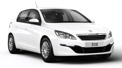 Peugeot 308: $21,990 Drive-Away Price For Australia