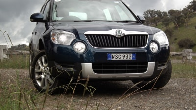 2012 Skoda Yeti 112TSI Manual And DSG First Drive Review