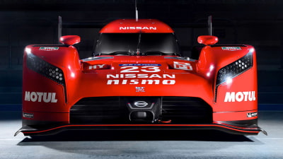 Nissan LMP1 Le Mans Racer Sidelined To Chase More Speed