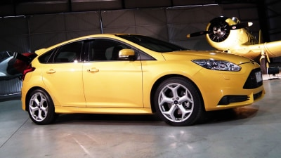 2013 Ford Focus ST Launch Review