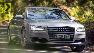 2014 Audi A8, S8: Price And Features For Australia