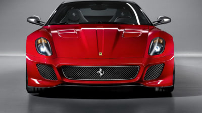 2010 Ferrari 599 GTO Revealed Further In New Photo Gallery