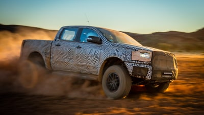 New Ranger Raptor to go further than any other Ford off-road