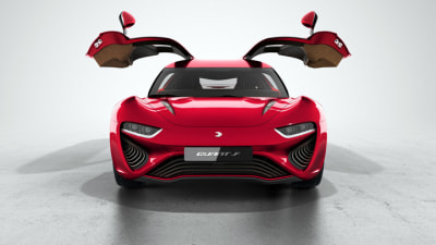 Quant F Set For Geneva Motor Show Debut