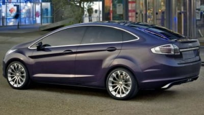 Ford Verve Concept gets four doors