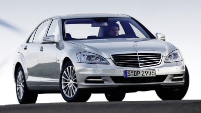 Mercedes-Benz S-Class S 250 CDI Four-Cylinder Diesel Launched In Europe