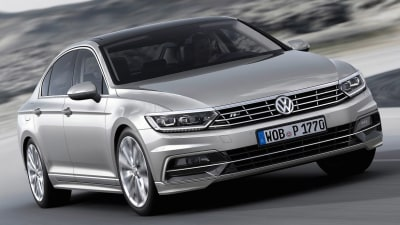 New Volkswagen Passat Wins 2015 European Car Of The Year Award