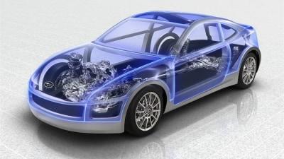 Subaru Boxer Sports Architecture Shown At Geneva