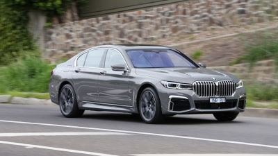 2020 BMW 750i xDrive review