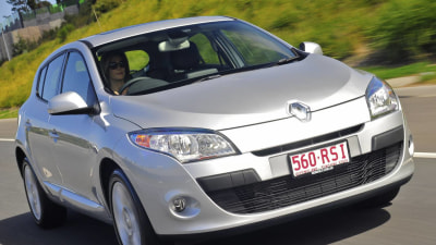 Renault Megane Diesel On Sale In Australia