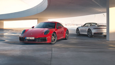 2020 Porsche 911 Carrera 4 pricing and specs