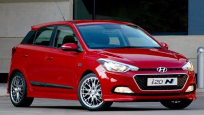 Hyundai Reveals first N Sport model With i20 N Sport