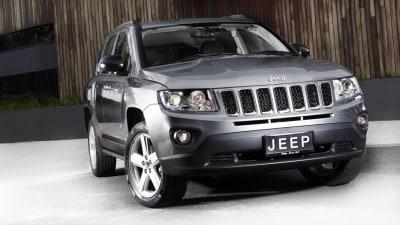 Jeep Compass On Sale In Australia