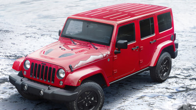 Jeep Wrangler X Edition: 2015 Price And Features For Australia