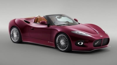Spyker B6 Venator Spyder Revealed At Pebble Beach