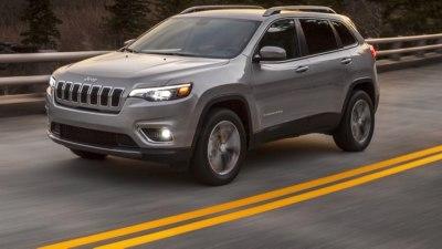 2018 Jeep Cherokee Revealed