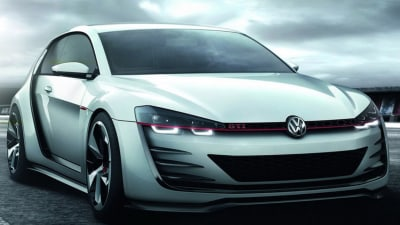 Volkswagen Announces 375kW GTI Concept For Wörthersee Show