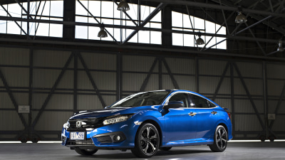 Honda Sets Sales Ambitions High For New Civic Sedan As Pre-Order Demand Takes Off