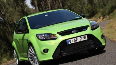 2014 Ford Focus RS To Deliver More Than 260kW: Report