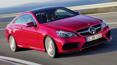 2013 Mercedes E-Class Coupe And Cabrio: Prices And Features
