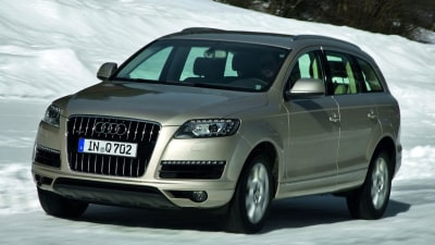 2011 Audi Q7 Update Gets New V6 Engines, Revised V8, Eight-Speed Auto