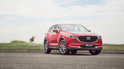 Mazda CX-5 Akera Turbo 2019 Review
