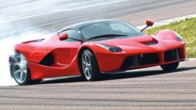 """Future hybrid Ferrari """"inevitable"""""""