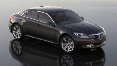 Chrysler Pondering 200C As Replacement For Sebring, Avenger