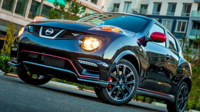 2014 Nissan Juke Nismo RS: More Power And Features For Funky SUV