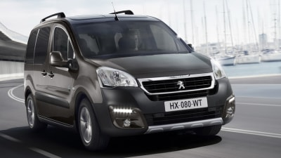 Peugeot Partner Facelift Revealed, Australian Debut Under Consideration