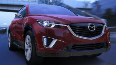 Mazda CX-5 To Debut With SkyActiv-D Diesel Engine: Report