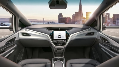 Report: GM leading, Tesla last in autonomous car race