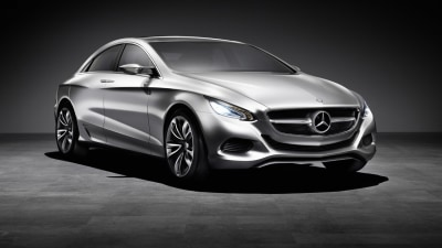 Mercedes-Benz Bringing 'Baby CLS' To New York Auto Show: Report
