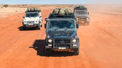 2017 Mercedes-Benz G300 CDI Professional review
