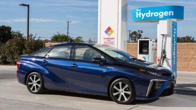 Toyota ranked world's greenest carmaker