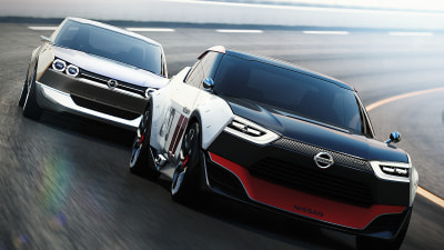 Nissan RWD Compact Sports Car On The Ropes Again
