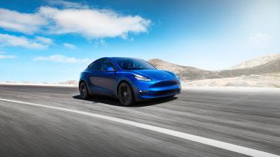 Tesla unveils Model Y