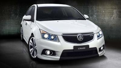 Holden Cruze Hatchback Concept Hits Melbourne