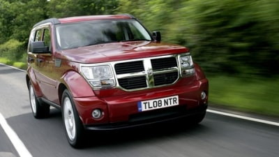 When Two Become One: Jeep Cherokee to Merge With Dodge Nitro?