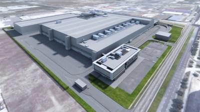 Dyson details EV production plans