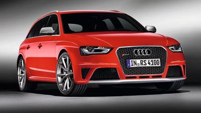 Audi RS 4 Avant On Sale In Australia In Early 2013